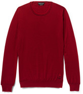 Alexander Mcqueen - Striped Cashmere Sweater