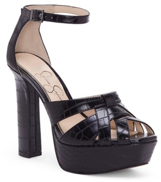Jessica Simpson Mishka Platform Sandal