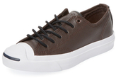 Converse x Jack Purcell Tumbled Leather Low Top Sneaker