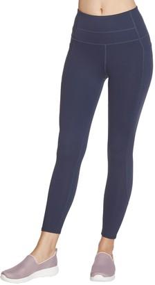 Skechers Women's GOWALK GOFLEX High-Waisted Ankle Leggings
