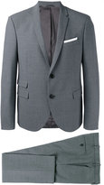 Neil Barrett formal suit - men - Cotton/Polyester/Spandex/Elastane/Wool - 46