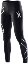 2XU Black & Steel Elite Compression Leggings