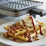 Croquade Traditional Waffle Plate