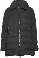 Moncler Petrea Quilted Shell Down Jacket - Black