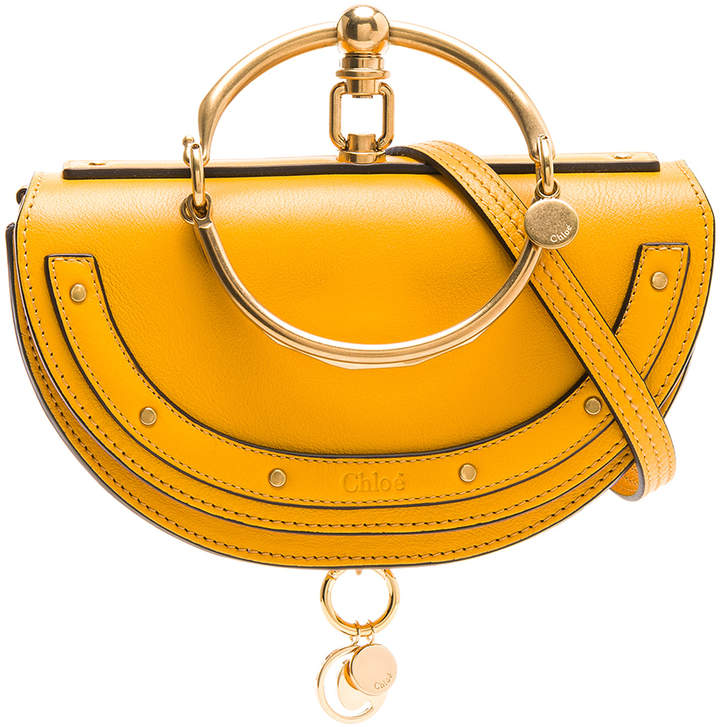 Chloé Small Nile Leather Minaudiere