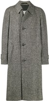 A.N.G.E.L.O. Vintage Cult 1990's tweed overcoat