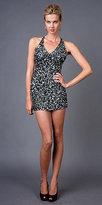 Black Paiette Dresses by Body Language