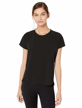 Cutter & Buck Women's Short Sleeve Response Active Perforated Crew Neck Tee