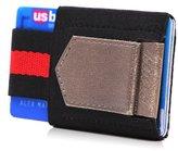 kinzd Minimalist Slim Wallet Credit Card Holder front pocket wallet for card Cash, Key
