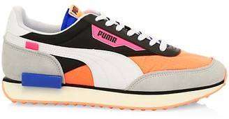 Puma Mens's Future Rider Play On Sneakers