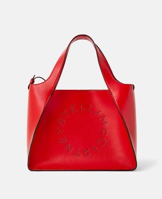 Stella McCartney Stella Logo Cross Body Bag, Women's