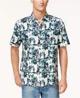 Tommy Bahama Men's Big App Printed Silk Shirt