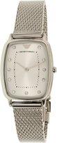 Emporio Armani Women's Retro AR2495 Stainless-Steel Quartz Watch