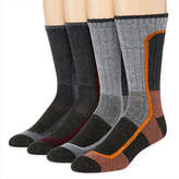 Columbia 4-pk. Cotton Blend Color Block Crew Socks