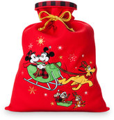 Disney Mickey Mouse and Friends Plush Santa Sack - Large