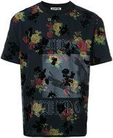 McQ by Alexander McQueen floral print T-shirt - men - Polyester - 44