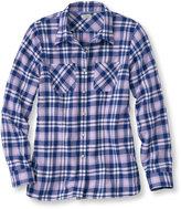 L.L. Bean Women's Freeport Flannel Shirt