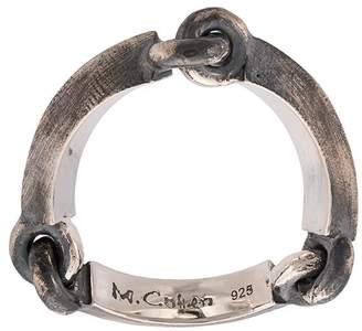 M. Cohen Triple Link ring