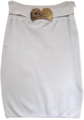 Versace White Skirt for Women