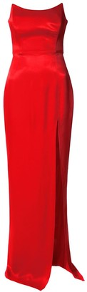 Aggi Greta Sexy Red Dress