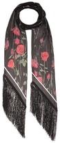 Rockins Roses Classic silk scarf