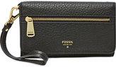 Fossil Preston Tech Leather Wallet