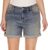 ST. JOHN'S BAY St. John's Bay Denim Shorts
