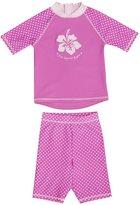 Jo-Jo JoJo Maman Bebe 2 Piece Sunsuit (Toddler/Kid)-Orchid-5-6 Years