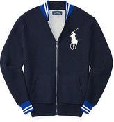 Ralph Lauren Reversible Cotton Sweater