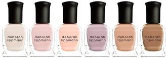 Deborah Lippmann 'Undressed' Nail Polish Set