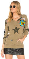 Chaser Star Patch Hoodie