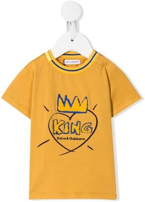 Dolce & Gabbana King T-shirt