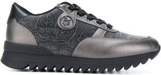 Armani Jeans lace-up sneakers