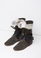 Isabel Marant Nia Flat Boot