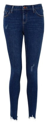 Dorothy Perkins Womens Indigo Nibble 'Darcy' Denim Jeans