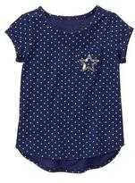 Gymboree Star Dot Tee