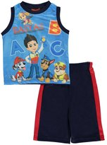 "Paw Patrol Little Boys' ""Blue Ribbon"" 2-Piece Outfit"