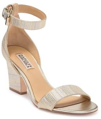 Badgley Mischka Loreen Block Heel Sandal