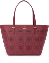 Kate Spade Perforated Mini Harmony Tote
