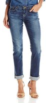 Big Star Women's Kate Mid Rise Straight Jean