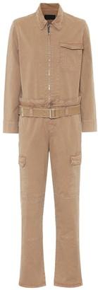 RtA Cisco stretch-cotton jumpsuit