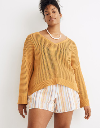 Madewell Seville Pullover Sweater