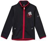 Bogner Navy Stretch Shell Jacket