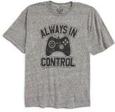 JEM Boy's Always In Control T-Shirt