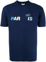 Kenzo paradise slogan T-shirt - men - Cotton/Spandex/Elastane/Lyocell/Viscose - L