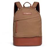 WANT Les Essentiels 'Kastrup' canvas backpack