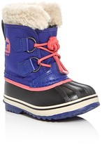 Sorel Girls' Yoot Pac Cold Weather Boots - Toddler, Little Kid