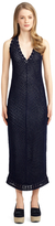 Brooks Brothers Crocheted Dress