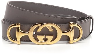 Gucci Interlocking G Horsebit Belt