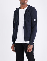 C.P. Company Lens-detailed cotton-jersey hoody